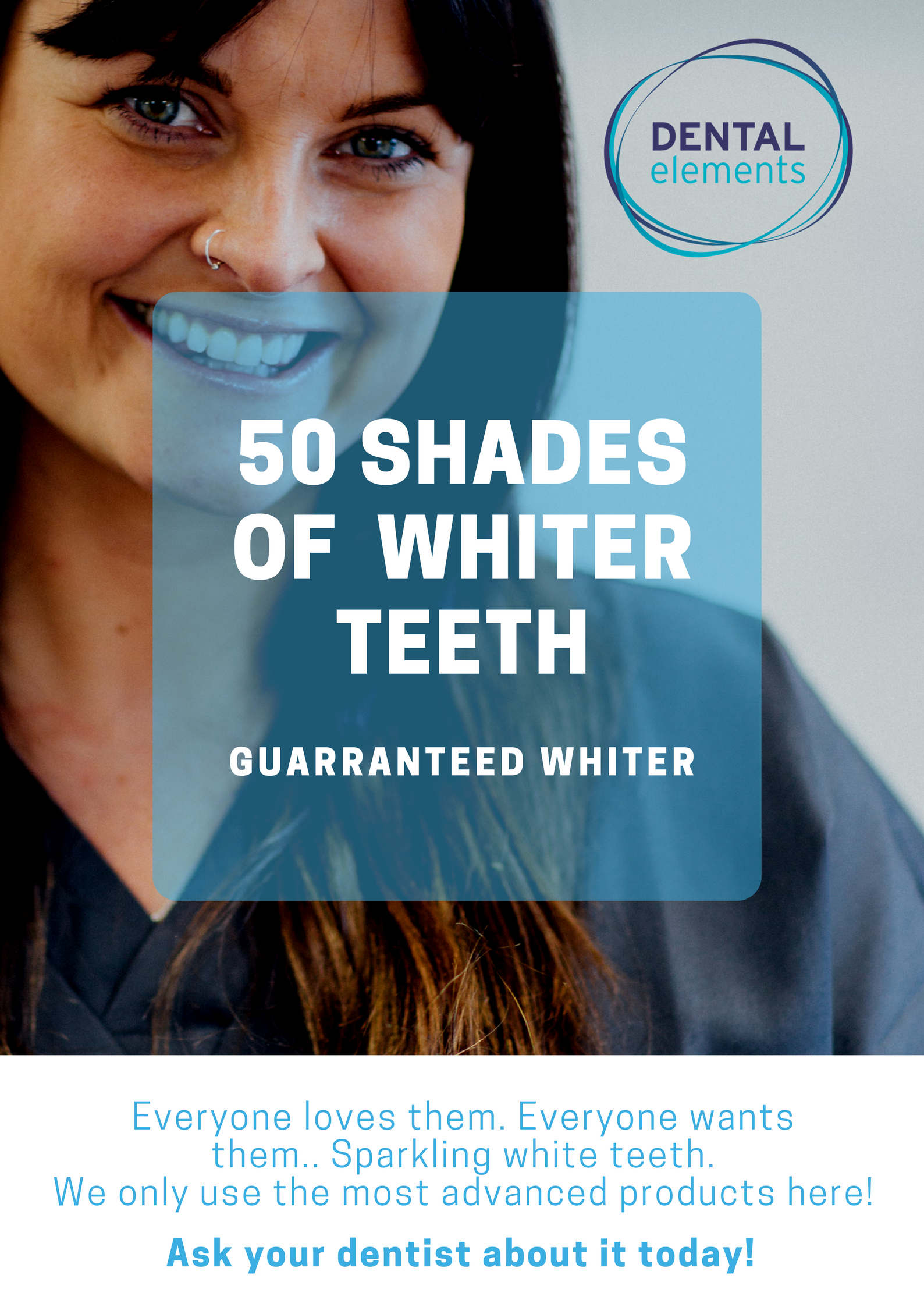 Your teeth will whiten beyond any other systems..