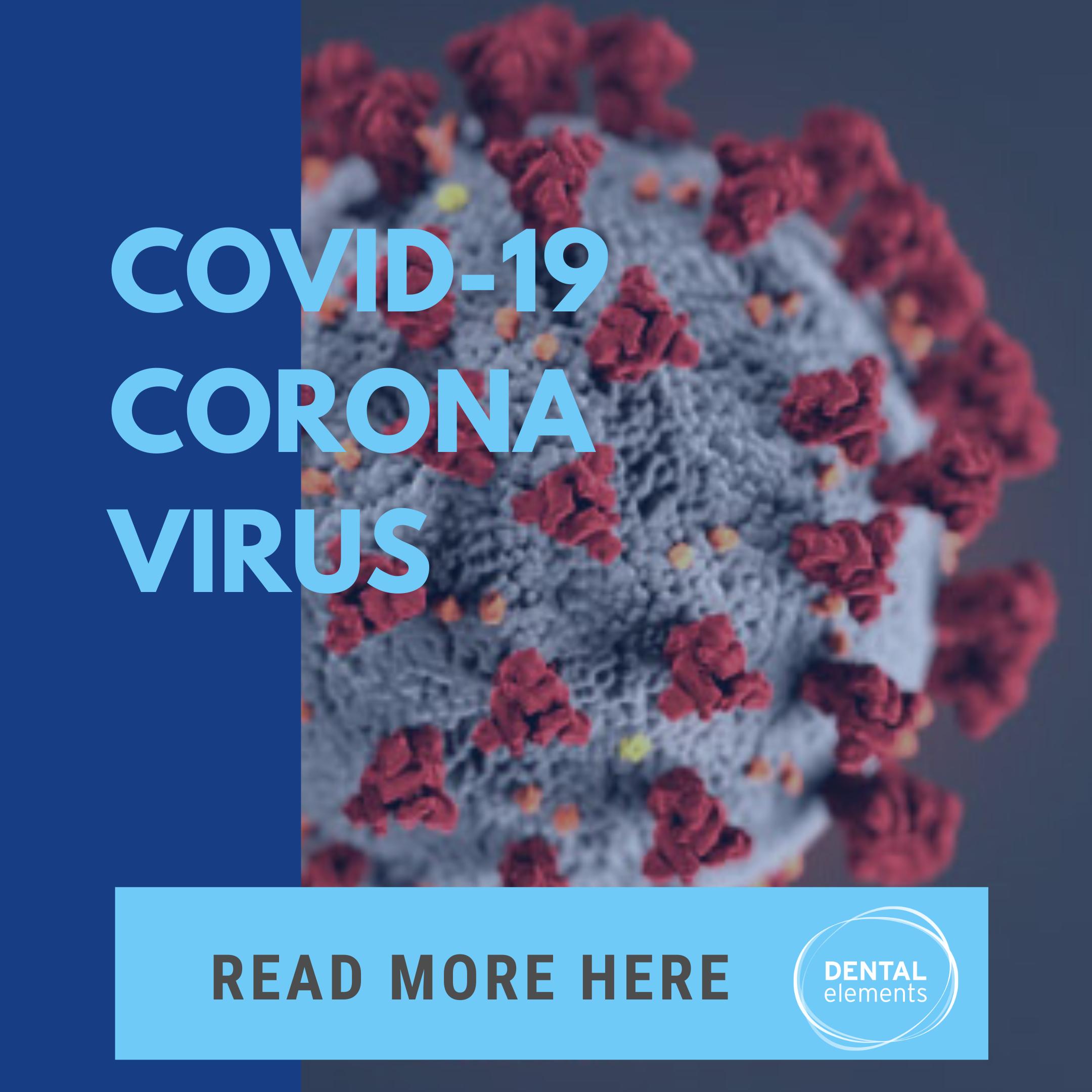 Corona Virus update (13th March 2020)