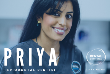 Our gum dentist Priya is back soon!