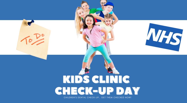 Kids Clinic at Dental Elements Thursday 23rd Sept | Friday 29th Sept.