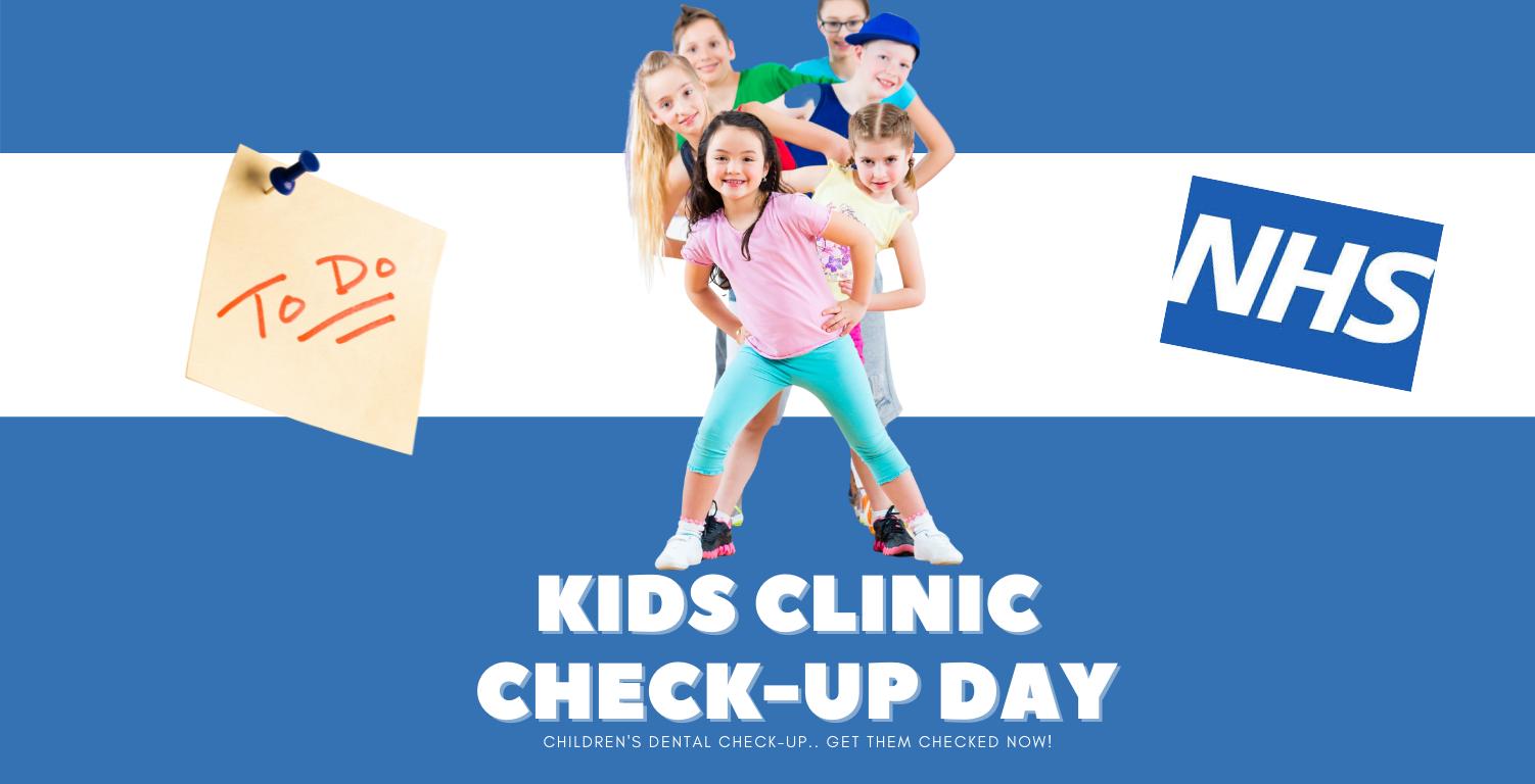 Kids Clinic at Dental Elements Thursday 23rd Sept   Friday 29th Sept.